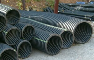 Issues of driveway plastic culverts