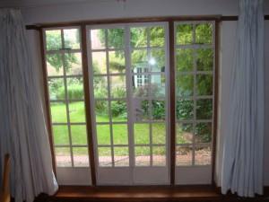 Cómo instalar ventanas francesas