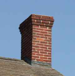Adding a vent to a chimney fireplace