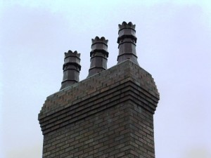 About chimney pots
