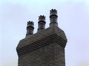 Om skorstein potter