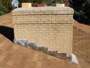 Reparere skorstein lekkasjer