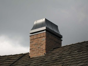 Metal chimney cap painting tips