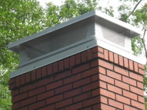 Designing custom chimney caps