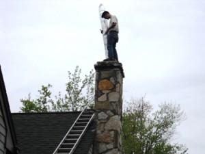 O izolacji komina