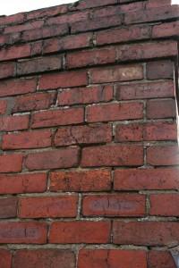 Reparación de mortero chimenea