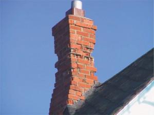 Simple chimney repairs