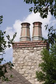 Chimney pot installasjon