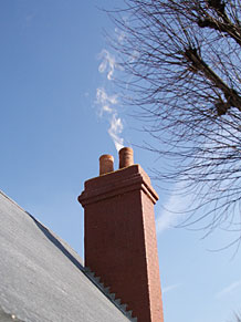 Trenger din skorstein rengjøring?