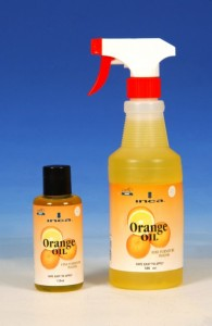 Termite control – Orange oil