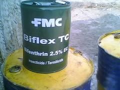 Termite chemicals