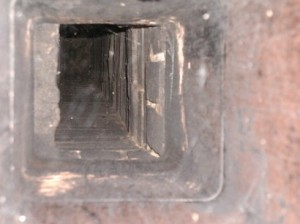 Chimney flue inspection tips