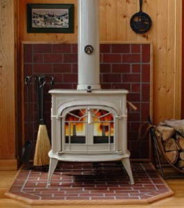 About wood stove chimneys