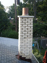 About chimney reparations
