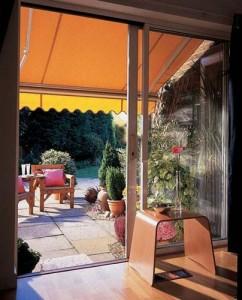 Muebles del patio bajo costo