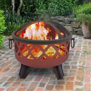 About fire pits and chimeneas