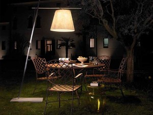 About patio lighting