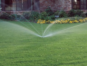 Informasjon om vanningsanlegg