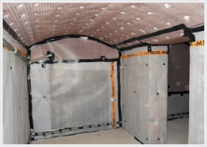 High quality basement waterproofing systems