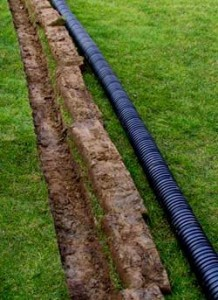 Installation tips for French drains