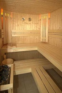 How to use a sauna