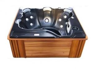 Hot tub ozonator