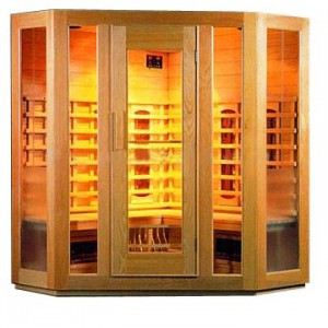 Sauna heater types