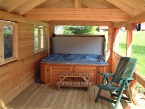 Hot tub use and maintenance costs