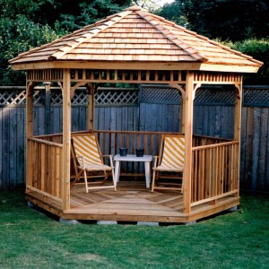 Ways to maintain your gazebo