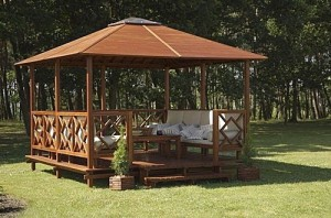 Outdoor gazebo guide
