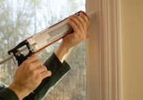 Can you do the caulking job in cold weather?