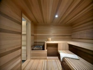 Health benefits of sauna baths