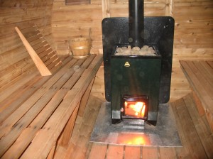 The best sauna stove