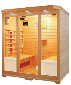 Detoxify your body using far infrared saunas