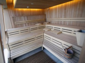 Extreme sport events-the Finnish Sauna World Championship