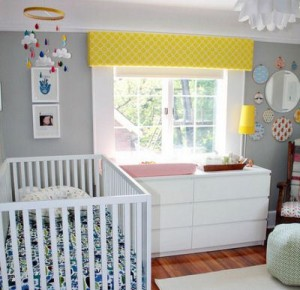 Keep your baby safe by buying the best furniture for a nursery