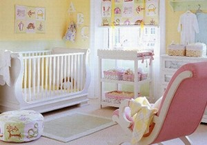Some baby furniture items one must have