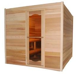 High quality pre-cut saunas