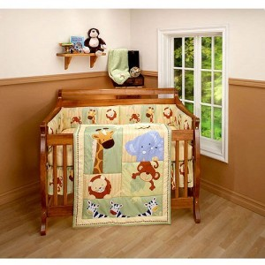 Steps to paint a nursery crib