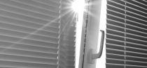 How to repair plastic window shutters