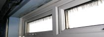 Ways to prevent mold and condensation on aluminum windows