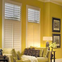 Information about wooden and plastic window shutters