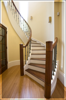 How to remodel staircases