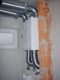 Informasjon om balanserte ventilasjonsanlegg