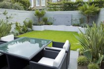 Create a whole new look of the garden