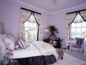 Decorating ideas for a girl's bedroom