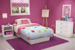Ideas to decorate bedrooms for girls