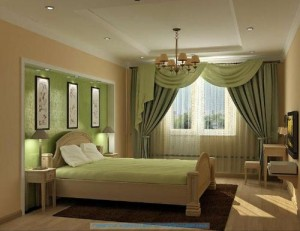 Choosing the right curtains for bedrooms