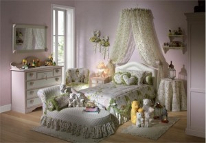 Bedroom decoration ideas for teenage girls