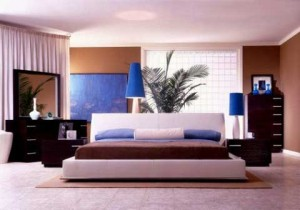How to pick up the right bedroom color schemes